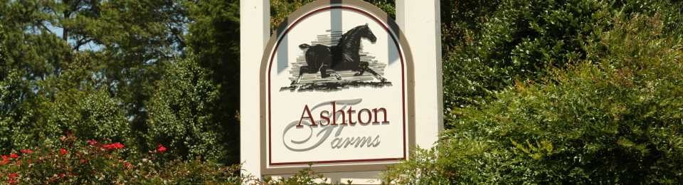 Canton GA Development Of Ashton Farms