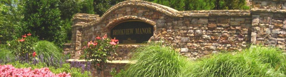 Marietta Gerogia Subdivision Of Brookview Manor