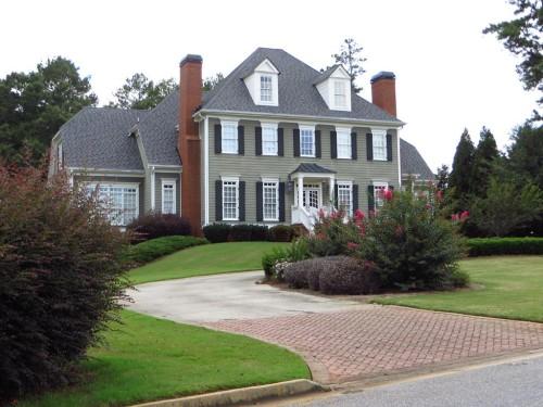 Milton GA Estate House