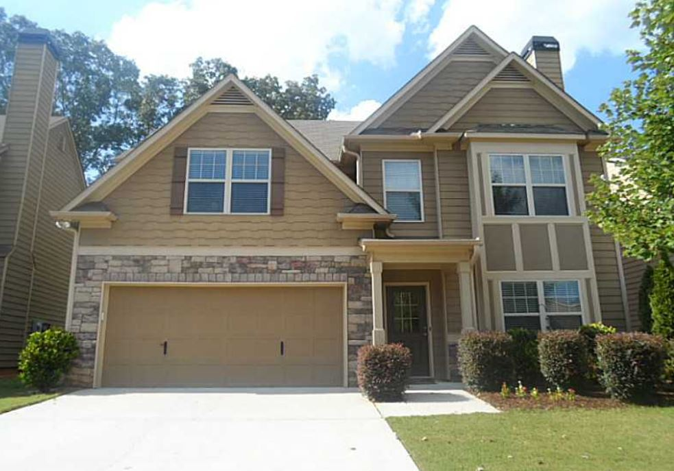 Home In Buford Castleberry Hills